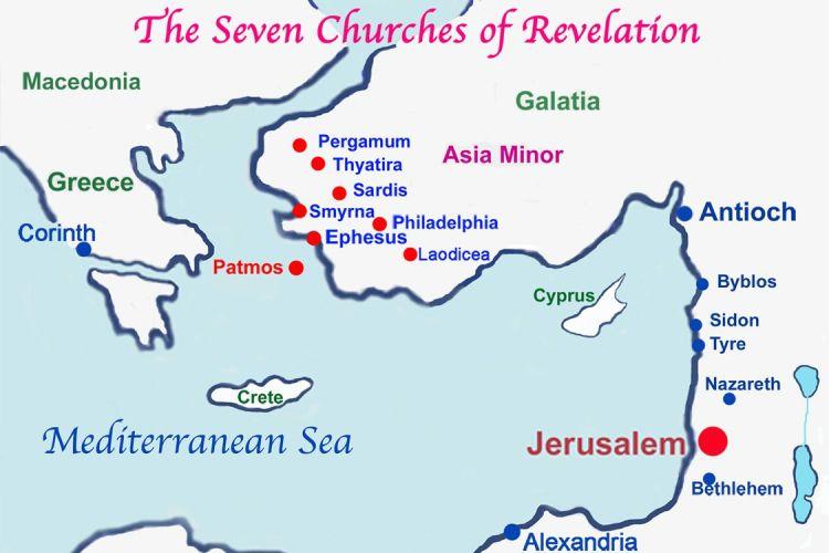 7 churches 1